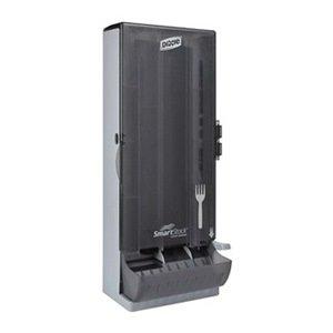 Dixie® SmartStock Utensil Dispenser, Fork, 10