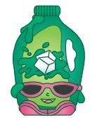 2014 SHOPKINS FIGURES - COOLIO #023 SEASON 1