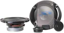 Alpine Type-S SPS-600C - Car speaker - 80 Watt - 2-way - component