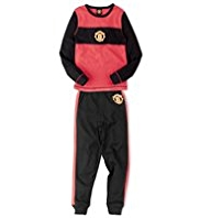 Manchester United Thermal Top & Trousers Set