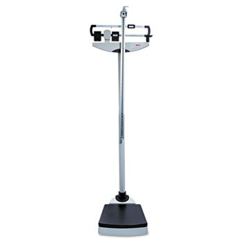 Cheap Medline Classic Mechanical Beam Scale, 500lb Capacity, 13-3/4 x 14-1/4 Platform by MEDLINE (Catalog Category: Office Maintenance, Janitorial & Lunchroom / Medical Supplies) (ITE-MIIMPH07SP1W-ATY|1)
