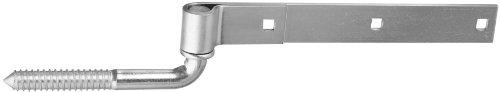 Stanley National Hardware SP951 No. 10 Screw/Bolt Hook & Strap Hine - No Screw