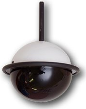 "Simulated, Dummy, Pendant Mounted Domes 12"", Wall Mounted"