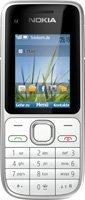 T�l�phone GSM NOKIA C201 BLANC