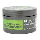Redken Men Maneuver Working Wax - 100ml/3.4oz