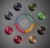 50 x Nespresso Capsules Variety Pack - FOR COMMERCIAL MACHINES ONLY