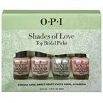 OPI Shades of Love Mini
