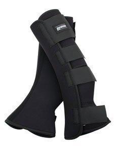 roma-neoprene-leg-wraps-black-cob-full