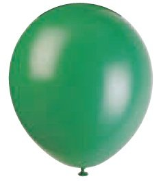 "12"" Latex Balloons Standard Deep Forest"
