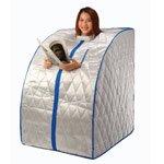 Far Infrared Portable Sauna + Negative Ion Detox