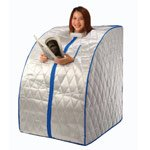 Far Infrared Portable Sauna + Negative Ion Detox