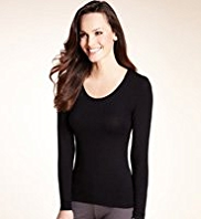 2 Pack Heatgen™ Long Sleeve Thermal Top