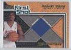 Rodney White Detroit Pistons (Basketball Card) 2001-02 Topps Xpectations First Shot #Fs-9