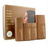 30 Day Straight Smooth Strong & Long Treatment Starter Set: Treatment + Shampoo + Conditioner + Leave-In Conditioner...