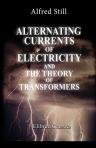 img - for Alternating Currents of Electricity and the Theory of Transformers book / textbook / text book