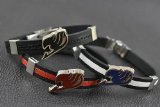 Fairy Tail Bracelet/ Wristband 3 Color Red, Black, Blue - 1