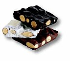 White Chocolate Almond Bark - 1/2 Pound (Gourmet,Exquisite Fine Candy & Gifts,Gourmet Food,Gourmet Gifts,Candy & Chocolate)
