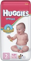 Huggies Snug And Dry Size 2