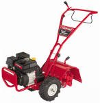 Troy-Bilt Super Bronco 16-Inch 208cc 4-Cycle OHV Gas-Powered CRT Garden Tiller