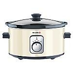 Breville VTP185 Cream Collection 3.5L Slow Cooker