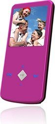Ematic EM162VIDP 1.5-Inch 2 GB MP3 Video Player (Pink)