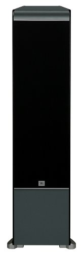 Jbl Es90Bk 4-Way, Dual 8-Inch Floorstanding Speaker - Black