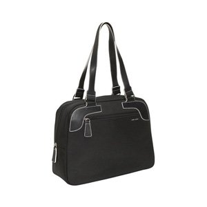 Acme Made 'The Trixy' Nylon Laptop Messenger Bag - Black