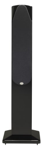 NHT Absolute Tower Speaker (Piano Black Gloss, Each)