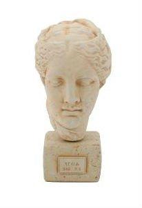 Tête statue de la déesse Hygeia (Musée Archéologique National d'Athènes) réplique