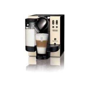 DeLonghi EN 660 Nespresso Lattissima 1300 W creamy white Design