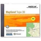 Magellan USA 3-D Mapsend Topo Software