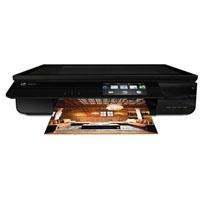 Hewlett Packard - HP ENVY 120 Wireless e-All-in-One Inkjet Printer, 7ppm Black/4ppm Color ISO Speed, 1200 dpi, 80 Sheet Input Tray, USB 2.0, Wi-Fi 802.11n - Print, Scan, Copy