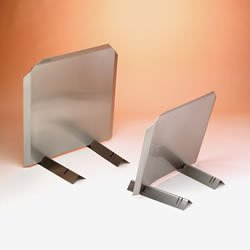 Check Out This Radiant Fireback, Stainless, 18w X 16h, 14-ga. 304-alloy