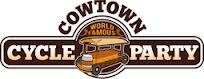 Cowtown Cycle Party Gift Certificate ($50) front-922391