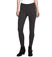 Indigo Collection Tonal Marl Leggings