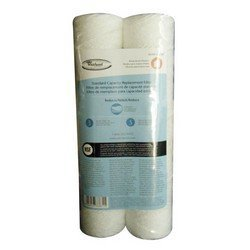 Whirlpool WHKF-WHSW String Wound 5 Micron Sediment Water Filters - 2-Pack
