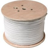 500FT 16-2 Pro Grade In Wall Speaker Wire White