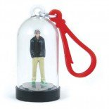 One Direction Micro Figure Keychain-Niall