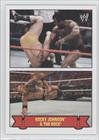 Sale alerts for Topps Heritage WWE Rocky Johnson/ The Rock Dwayne Johnson (Trading Card) 2012 Topps Heritage WWE Family History #4 - Covvet