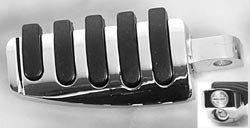Large Airfoil Custom Footpegs 50133-95
