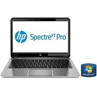 HP Spectre XT Pro B8U92UT 13.3 LED Ultrabook Intel Core i5-3317U 1.7GHz 4GB DDR3 128GB SSD Intel HD Graphics Bluetooth Windows 7 Skilful 64-bit