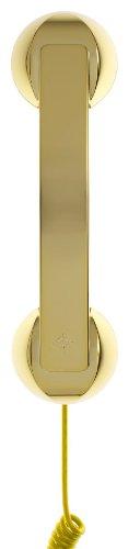 Native Union Pop Phone Retro Handset - MMPOP-GLD-HG  - Gold High Gloss