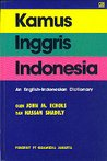 Kamus Inggris Indonesia, An English-Indonesian Dictionary