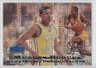 Muggsy Bogues #72/100 Tyrone Bogues, Wake Forest Demon Deacons (Basketball Card) 2012-13 Fleer Retro 1997-98 Flair Showcase Legacy Row 0 #97Fl-30
