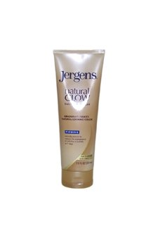 Jergens Natural Glow Daily Moisturizer, Firming, Fair to Medium Skin Tones, 7.5 oz.