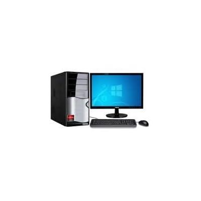 Complete Desktop Computer Intel Core I3/4 Gb /1 Tb/Dvd Rw/2 Gb Graphics Card/19 Inch LedProcessor Intel Core...