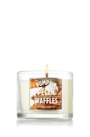 Pumpkin Pecan Waffles 1.3 Oz Candle Bath and Body Works