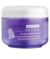 Lumene Body Aktiva Massaging Body Scrub