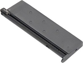 WE 1911 Airsoft Gas Magazine w/flat base. (1911 Gas Magazine compare prices)