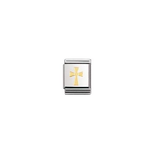 Nomination Composable Big RELIGION (Kreuz) ( 032124-01)